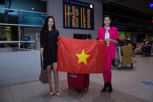 Đặng Thu Thảo thi quốc tế, Linh Nga đẹp