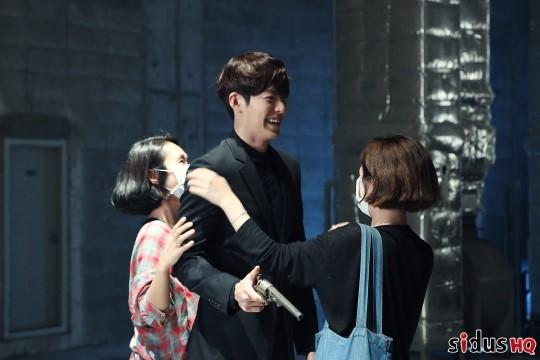 Kim Woo Bin đẹp trai
