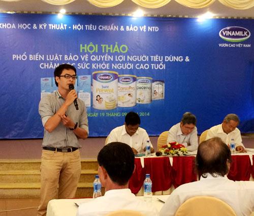 Vinamilk chăm sóc người cao tuổi Bình Thuận - 3