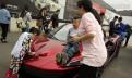 Sửng sốt đại gia tặng siêu xe cho con trai 4 tuổi