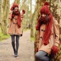 9 mẫu khăn tiện dụng ai cũng cần cho mùa lạnh