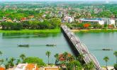 """Huế được vinh danh là """"Thành phố Xanh quốc gia của Việt Nam năm 2016"""""""