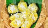 Ăn nhẹ với bánh ngô ngọt hấp dừa thơm ngon miễn bàn