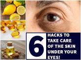 Mắt đẹp long lanh với 6 mẹo đơn giản