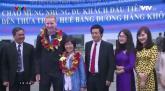 Thừa Thiên - Huế đón đoàn khách quốc tế đầu tiên trong năm 2017