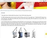 """TMV Quốc tế Tây Á bị """"sờ gáy"""" vì quảng cáo """"láo""""?"""