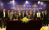 UBND Hà Nội và VNA hợp tác quảng bá du lịch năm 2017-2021