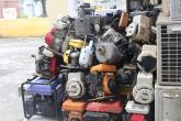 Bắt lô máy móc nhập khẩu đã qua sử dụng lớn nhất từ trước đến nay
