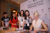 Siêu mẫu quốc tế Coco Rocha đến Việt Nam