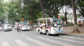 Hà Nội: Chưa cho phép mở rộng hoạt động du lịch bằng xe điện