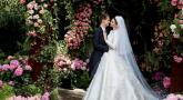 Ngắm chiếc váy cưới của Miranda Kerr, đỉnh cao trong thiết kế Haute Couture của Dior