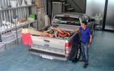Mẹo xếp đồ an toàn trên xe bán tải khi di chuyển