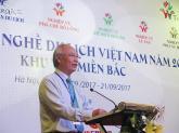 Khai mạc vòng bán kết Hội thi tay nghề du lịch Việt Nam năm 2017 khu vực miền Bắc