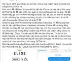Khách mất iPhone tại Elise Thái Hà, nghi vấn nhân viên lấy trộm