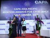 VNA nhận giải hãng hàng không của năm khu vực châu Á - Thái Bình Dương