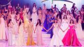Khoảnh khắc Đỗ Mỹ Linh chiến thắng ở Hoa hậu Thế giới 2017