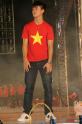Duy Mạnh diện giày Gucci hơn chục triệu đồng ở Lễ mừng công U23 Việt Nam
