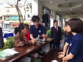 Thêm một địa chỉ hỗ trợ khách du lịch tại khu vực hồ Hoàn Kiếm