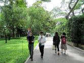 Cận cảnh cung điện mùa hè Mrigadayavan, nơi nghỉ mát của Hoàng tộc Thái Lan
