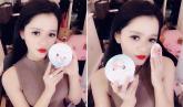 Hàng loạt sao Việt chọn phấn nước chống nắng Sala Tension Love Sea