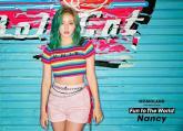 Cùng nhuộm tóc xanh lá cây sáng rực, các idol xứ Hàn ai mới là mỹ nhân chất nhất quả đất?
