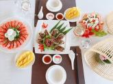 Đến FLC Sầm Sơn thưởng thức hải sản tươi ngon giá bình dân tại nhà hàng Hương Biển