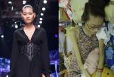Hà Anh rơi nước mắt thăm nữ người mẫu 9X ung thư chỉ còn da bọc xương
