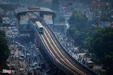 Các kịch bản kết nối đường sắt đô thị với mạng lưới xe buýt Hà Nội