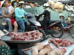 Thịt heo càng