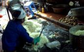 Lò hành phi siêu bẩn ở Hà Nội