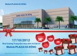 Ngày hội mua sắm và giải trí tại Melinh Plaza Hà Đông