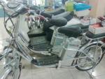 Xe đạp điện Trung Quốc bị tẩy chay