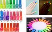 Nhiễm bệnh vì sơn móng tay phát sáng