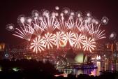 Top 5 điểm đến rực rỡ nhất chào năm mới