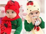 Sắm phụ kiện cho bé mùa lạnh