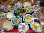 Bí quyết ẩm thực vui khỏe trong ngày Tết