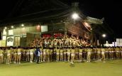 Ngỡ ngàng dự lễ hội khỏa thân ở Nhật Bản