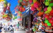 Đồ chơi Trung Quốc độc hại tràn ngập chợ