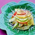 Salad lạ miệng từ táo và lê