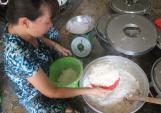 Hoảng hồn gạo ngâm bột trắng, cơm nở nhiều gấp đôi