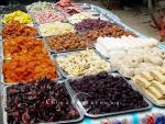 Mứt, quả sấy khô của Trung Quốc chứa chất gây ung thư