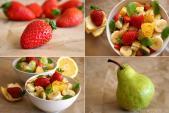 Salad trái cây thập cẩm hấp dẫn