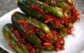 Đổi món với kimchi dưa chuột chua cay