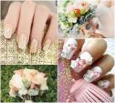 Muôn kiểu nail xinh cho cô dâu ngày cưới