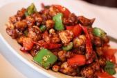 Gà Kung Pao cay cay mang hương vị cực hay