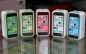 iPhone 5C ế hàng, giá rớt thê thảm