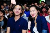 Thời trang đôi cho tình yêu của Sao Việt thêm nồng thắm