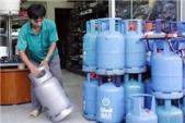 Giá gas tăng 18.000đ mỗi bình 12kg