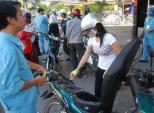 Mẹo hay giúp tiết kiệm xăng khi đi xe máy