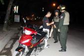 Quyền hạn xử phạt giao thông của Cảnh sát cơ động ?